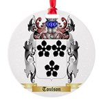 Toulson Round Ornament