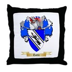 Tottle Throw Pillow