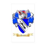 Tothill Sticker (Rectangle 50 pk)