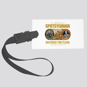 Spotsylvania Luggage Tag