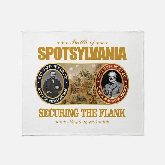 Spotsylvania Throw Blanket