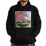 Just One Question Hoodie