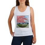 Just One Question Tank Top