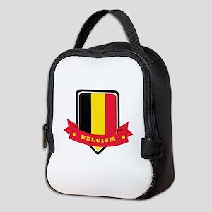 Belgium Neoprene Lunch Bag