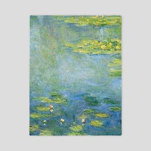 Claude Monet - Waterlilies Twin Duvet