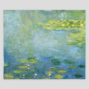 Claude Monet - Waterlilies King Duvet