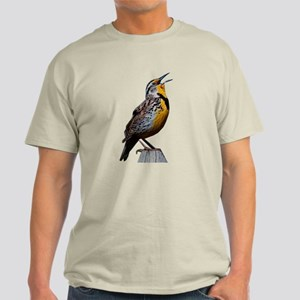 State Bird/State Motto Light T-Shirt