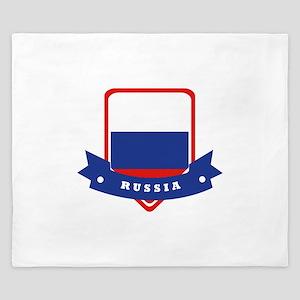 Russia King Duvet