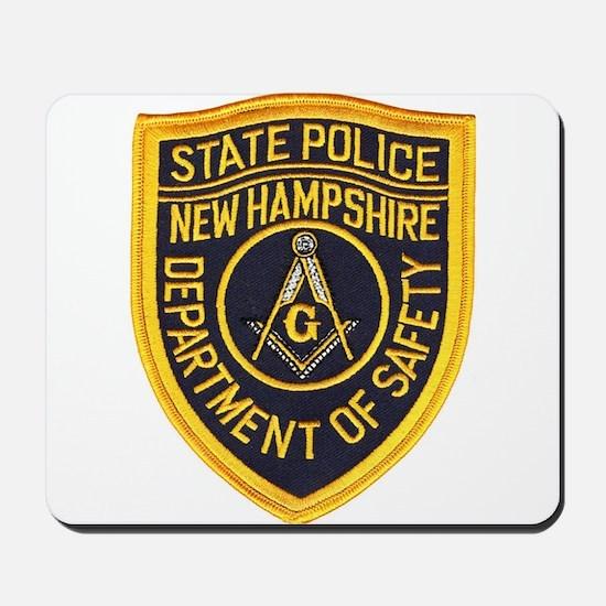 NHSP Freemason Mousepad
