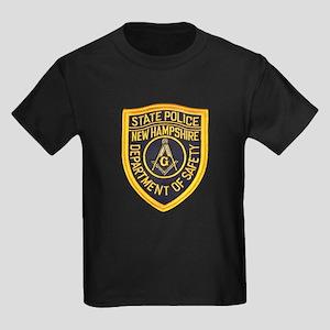 NHSP Freemason Kids Dark T-Shirt