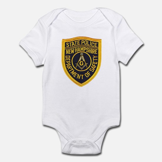 NHSP Freemason Infant Bodysuit