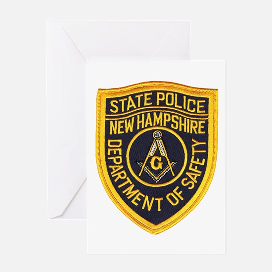 NHSP Freemason Greeting Card