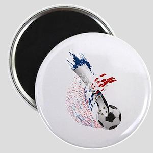 France Soccer Magnet