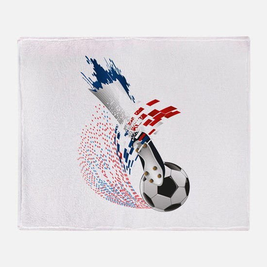 France Soccer Stadium Blanket