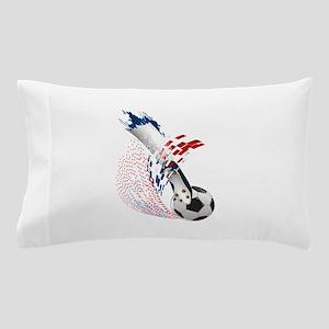 France Soccer Pillow Case