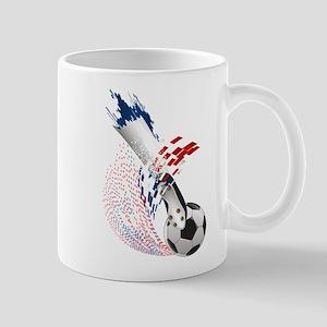 France Soccer Mug