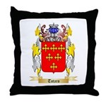 Totaro Throw Pillow