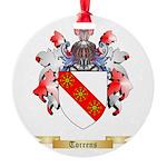 Torrens Round Ornament