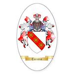 Torrens Sticker (Oval)