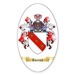 Torrens Sticker (Oval 10 pk)