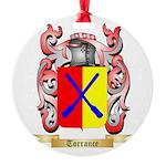 Torrance Round Ornament