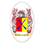 Torrance Sticker (Oval 10 pk)