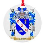 Torpey Round Ornament