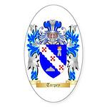 Torpey Sticker (Oval)