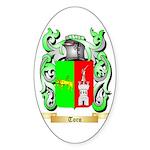 Toro Sticker (Oval 50 pk)