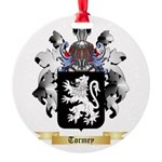 Tormey Round Ornament