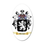 Tormey 20x12 Oval Wall Decal