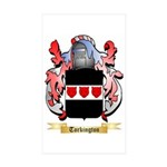 Torkington Sticker (Rectangle 10 pk)