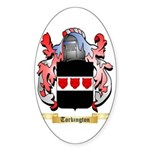 Torkington Sticker (Oval 10 pk)