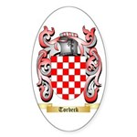 Torbeck Sticker (Oval 50 pk)