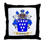 Topping Throw Pillow