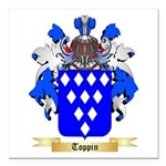 Toppin Square Car Magnet 3