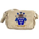 Toppin Messenger Bag