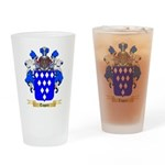 Toppin Drinking Glass