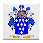 Toppin Tile Coaster