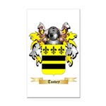 Toovey Rectangle Car Magnet