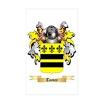 Toovey Sticker (Rectangle 50 pk)