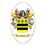 Toovey Sticker (Oval 10 pk)
