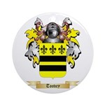 Toovey Round Ornament