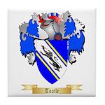 Tootle Tile Coaster