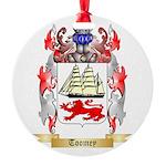 Toomey Round Ornament