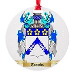 Toombs Round Ornament