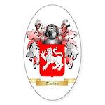 Toolan Sticker (Oval 10 pk)