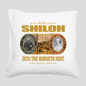 Shiloh (FH2) Square Canvas Pillow