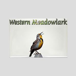 Oregon State Bird Rectangle Magnet