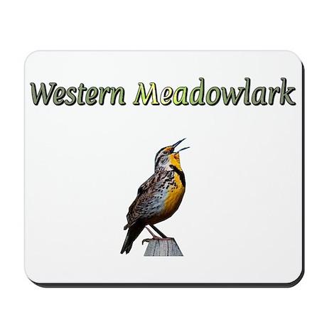 Oregon State Bird Mousepad